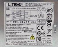 LiteOn PS-6451-5 ATX Netzteil 450 Watt 80+ (u.a. für...
