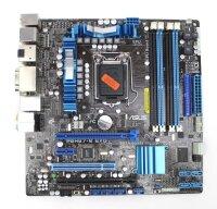 ASUS P8H67-M EVO Rev.3.0 Intel H67 Mainboard Micro-ATX...
