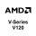 AMD V Series V120 (1x 2.20GHz) VMV120SGR12GM CPU Sockel S1   #304345