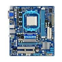 Gigabyte GA-MA78LM-S2H AMD 760G Mainboard Micro ATX...