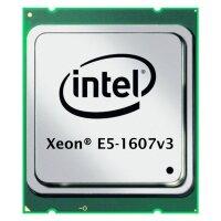 Intel Xeon E5-1607 v3 (4x 3.10GHz) SR20M CPU Sockel 2011...