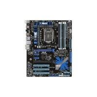 ASUS P7P55D Intel P55 Mainboard ATX Sockel 1156...