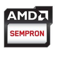 AMD Sempron 3850 (4x 1.30GHz) SD3850JAH44HM CPU Sockel...