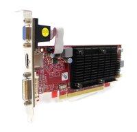 Club3D Radeon HD 5450 512 MB GDDR3 passiv silent DVI HDMI...