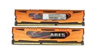 G.SKILL Ares 8 GB (2x4GB) F3-2133C11D-8GAO DDR3-2133...