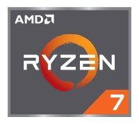 AMD Ryzen 7 2700 (8x 3.20GHz) YD2700BBM88AF CPU Sockel...