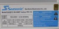 Seasonic SS-350ET ATX Netzteil 350 Watt 80+   #307322