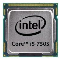 Intel Core i5-750S (4x 2.4GHz) SLBLH Sockel 1156   #307871