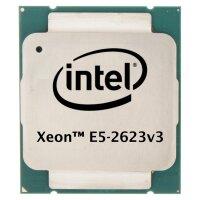 Intel Xeon E5-2623 v3 (4x 3.00GHz) SR208 CPU Sockel...
