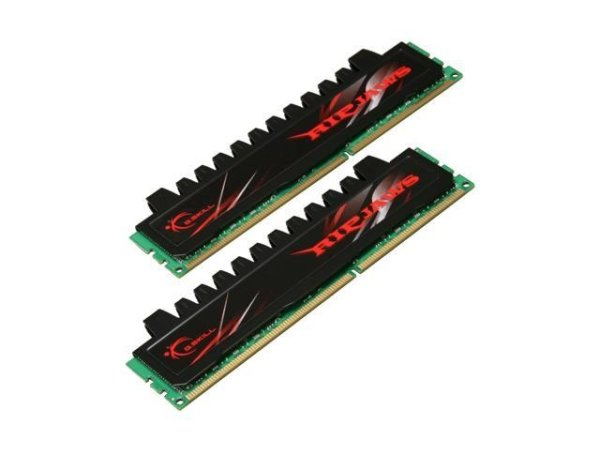G.SKILL RipJaws 4 GB (2x2GB) F3-15000CL9-2GBRH DDR3-1866 PC3-14900   #307913