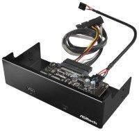 ASRock Front USB 3.1 Panel 1x USB-C 3.1 1x USB-A 3.1...