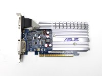 ASUS GeForce 8400 GS Silent 512 MB DDR2 passiv silent...