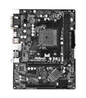 ASRock FM2A58M-HD+ AMD A58 Mainboard Micro ATX Sockel FM2...