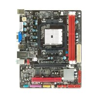 Biostar A55MLV Ver. 6.0 AMD A55 Mainboard Micro ATX...