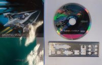 ASRock AM2NF6G-VSTA - Handbuch - Blende - Treiber CD...