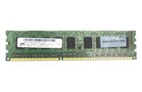 Micron 2 GB (1x2GB) DDR3-1333 ECC PC3-10600E...