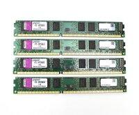 Kingston 8 GB (4x2GB) DDR3-1333 PC3-10600U KTD-XPS730B/2G...