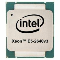Intel Xeon E5-2640 v3 (8x 2.60GHz) SR205 CPU Sockel...