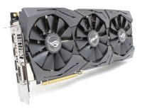 ASUS ROG Strix GeForce GTX 1080 8 GB GDDR5X DVI, 2x HDMI,...