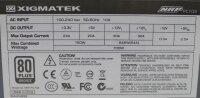 Xigmatek NRP-PC702 ATX Netzteil 700 Watt 80+   #311094