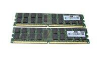 Micron 4 GB (2x2GB) DDR2-667 reg PC2-5300P...