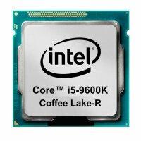 Intel Core i5-9600K (6x 3.70GHz) SRG11 Coffee Lake-R CPU...
