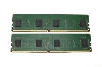 Micron 8 GB (2x4GB) DDR4-2133 reg PC4-17000R...