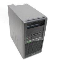 Fujitsu Celsius W280 Workstation PC-Gehäuse USB 2.0...