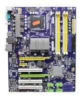 Foxconn P43A Intel P43 Mainboard ATX Sockel 775   #312829