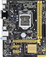 ASUS H81M-P PLUS Rev.1.0 Intel H81 Mainboard Micro-ATX...