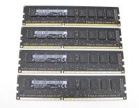 Micron 16 GB (4x4GB) DDR3-1866 ECC PC3-14900E...