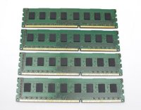 Micron 16 GB (4x4GB) DDR3L-1333 PC3L-10600U...