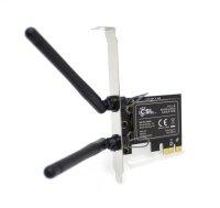 CSL WLAN-Adapter (303752) 802.11a/b/g/n 300 Mbps PCI-E x1...
