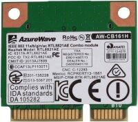 AzureWave AW-CB161H WLAN/Bluetooth-Modul 802.11a/b/g/n/ac...