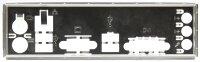Pegatron H81-X1/ODM Blende - Slotblech - IO Shield   #313599