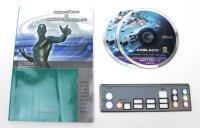 ASRock A770DE+ - Handbuch - Blende - Treiber CD   #313720