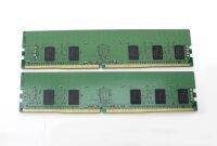 SK Hynix 8 GB (2x4GB) DDR4-2400 reg PC4-19200R...