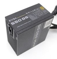 EVGA SuperNOVA GS 550 (220-GS-0550) ATX Netzteil 550 Watt...