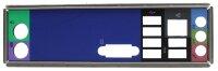 Acer H57H-AM2 - Blende - Slotblech - IO Shield   #314789