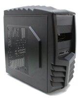 AZZA Toledo 301 ATX PC-Gehäuse MidiTower USB 3.0...