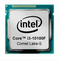 Intel Core i3-10100F (4x 3.60GHz) SRH8U Comet Lake-S CPU...