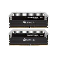 Corsair Dominator 32 GB (2x16GB) DDR4-3000 PC4-24000U...