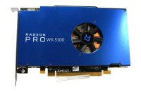 AMD Radeon Pro WX 5100 (Polaris 10 PRO) 8 GB GDDR5 4x DP...