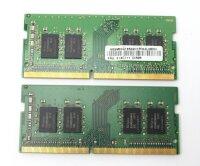 SK Hynix 16 GB (2x8GB) DDR4-2400 SO-DIMM PC4-19200S...