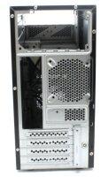 Exone MicroTower PC32 Micro-ATX PC-Gehäuse MidiTower...