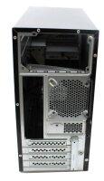 Exone Micro-ATX PC-Gehäuse MidiTower USB 3.0...