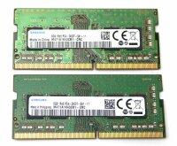 Samsung 16 GB (2x8GB) DDR4-2400 SO-DIMM PC4-19200S...
