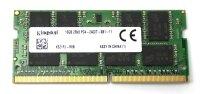 Kingston 16 GB (1x16GB) DDR4-2400 SO-DIMM PC4-19200S...