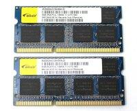 Elixir 16 GB (2x8GB) DDR3L-1600 SO-DIMM PC3L-12800S...