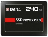 Emtec X150 Power Plus 240 GB 2,5 Zoll SATA-III 6Gb/s...